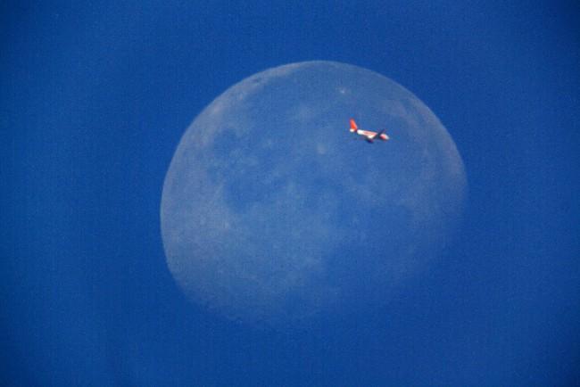 Vacaciones en la Luna