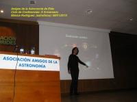 La Astrofísica Mónica Rodríguez nos acerca a las Estrellas.