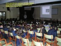 Divulgación en Centros de Enseñanza. Colegio de las Carmelitas