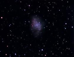 Nebulosa del Cangrejo-M1