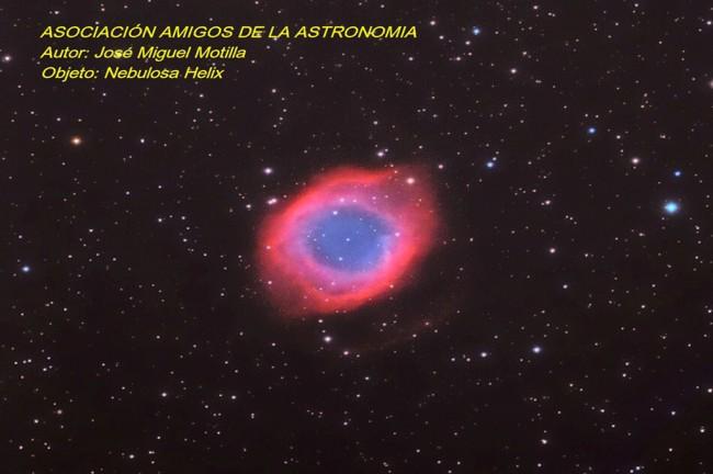 Nebulosa Helix: NGC-7293
