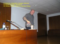 Ciclo de Conferencias del X Aniversario: Adriano Campo Bagatín