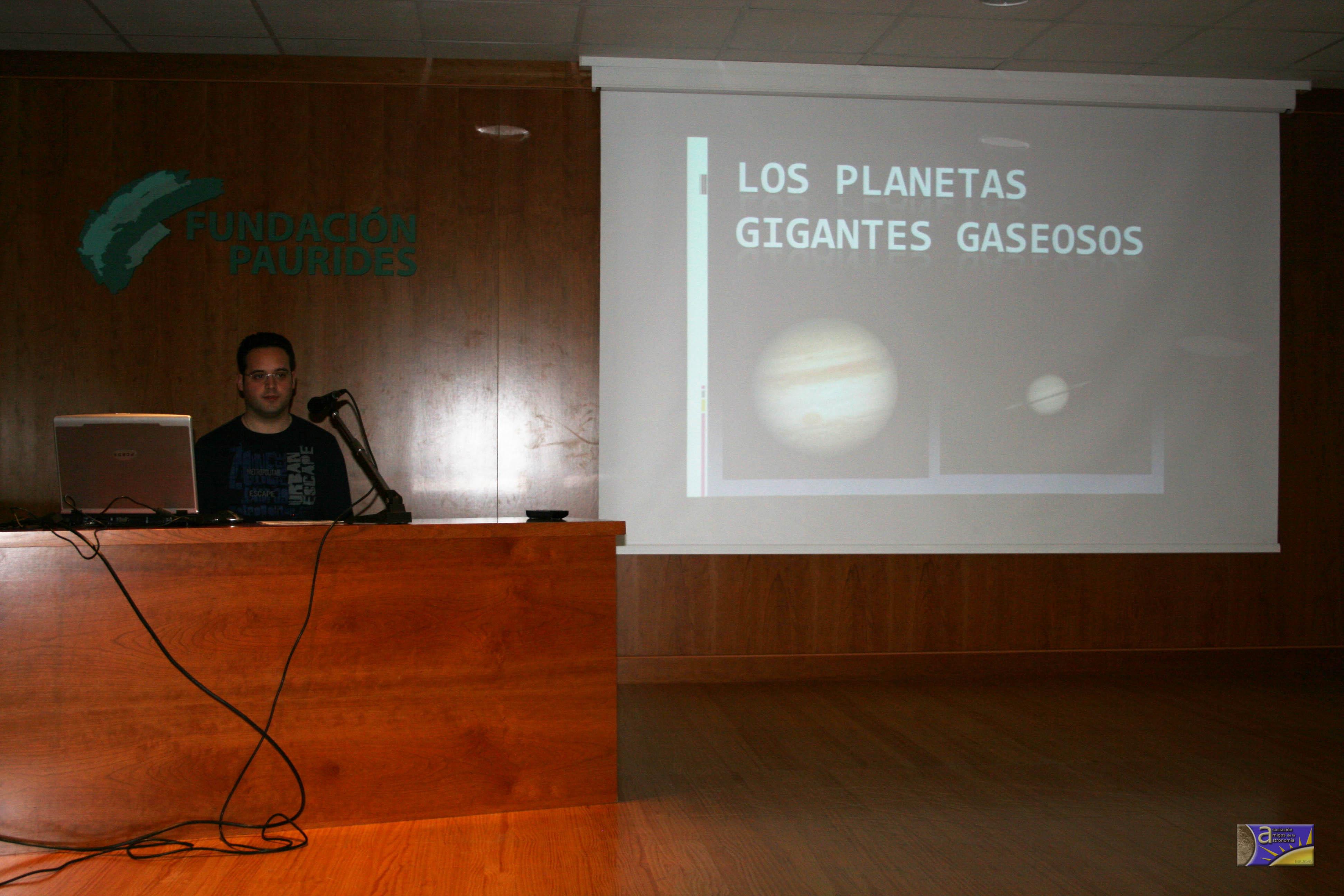 Los planetas gigantes gaseosos del Sistema Solar