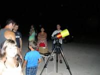 Noche de Estrellas de Verano en Las Cañadas de Elda