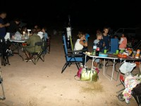 Gran participación en la lluvia de estrellas 2017 en Las Cañadas