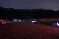 Lluvia de estrellas de Las Perseidas 2018 en el Xorret de Catí.