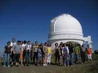 Viaje al Observatorio de Calar Alto: 28/06/2008