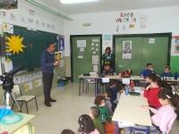 Colaboración Colegio Rural de Hondón de los Frailes
