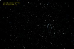 Cúmulo Abierto: M36 en Auriga.
