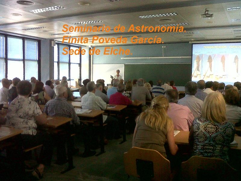 Seminario de Astronomía.
