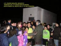 Colaboración con el C.P. Padre Manjón: 26/03/2015