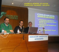 Asamblea General Ordinaria de Socios 2015