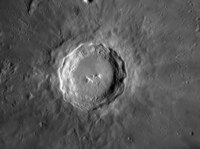 Cráter Copérnico.