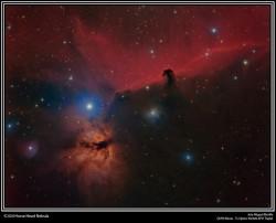 Nebulosa Cabeza de Caballo en Orión