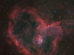 IC1805 - Nebulosa del Corazón