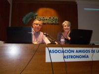 Charla Divulgativa, sobre el XXI Congreso Estatal de Astronomía en la Fundación Paurides