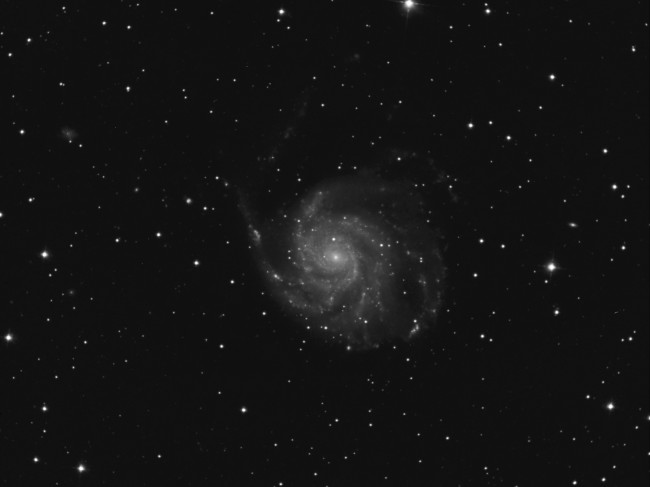 Galaxia del Molinete - M101