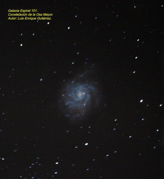 Galaxia Espiral: M101