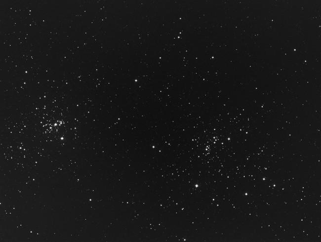 Doble Cúmulo de Perseo-NGC884