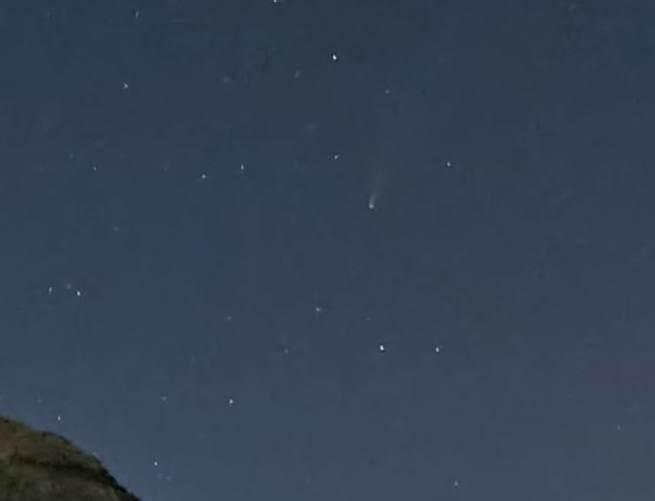El cometa NEOWISE observado por nuestros socios y amigos.