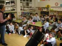 Colaboración con el Colegio Las Carmelitas de Elda
