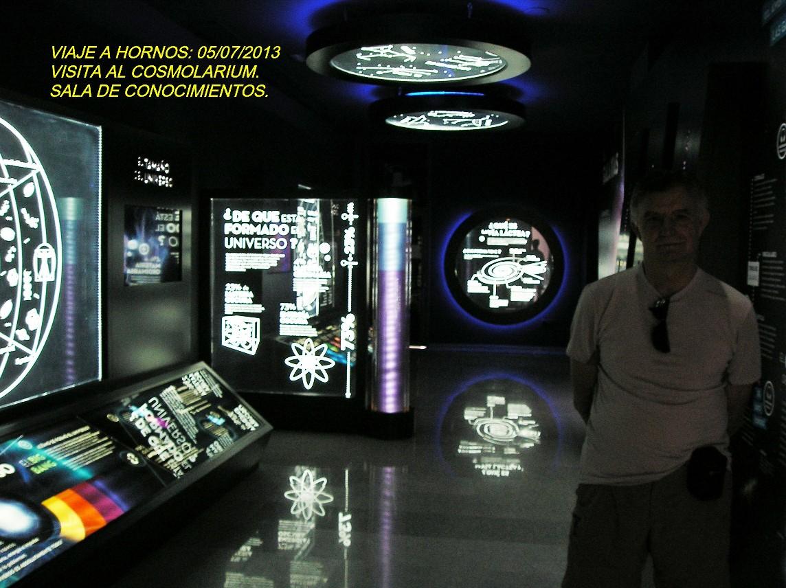Viaje de Astronomía a Hornos de Segura