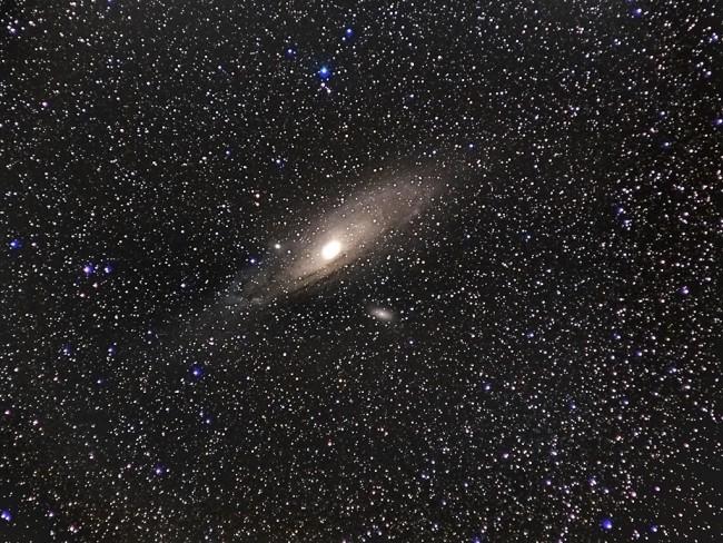 Galaxia de Andrómeda-M31