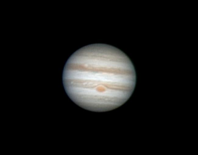 Júpiter en oposición 2016